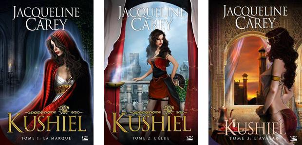 couverture des 3 premiers tomes