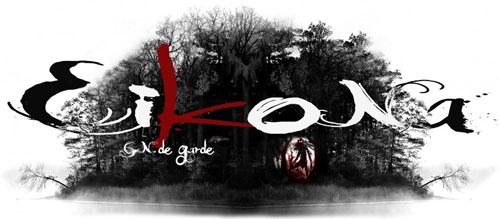 Logo de Eikona, asso organisatrice du GN
