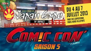 Japan Expo / Comic Con 2013