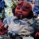 Nous avons le plaisir de vous informer de la naissance de bébé Hellboy !