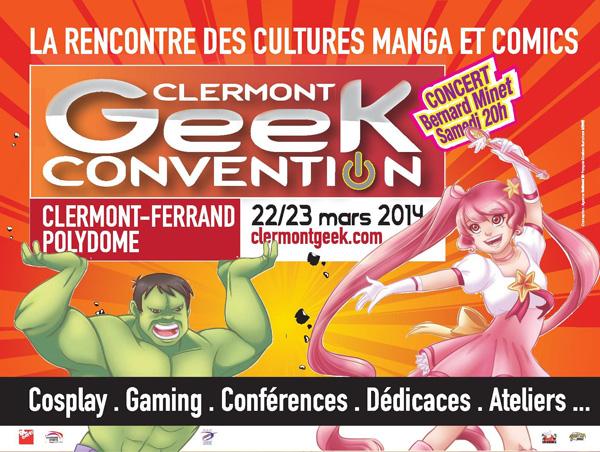 Clermont-Geek