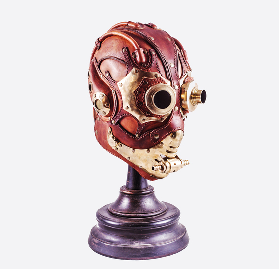 bob-basset-BLBG-Steampunk-Art-Leather-Gas-Mask1