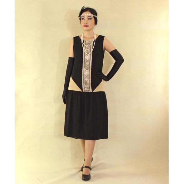 comment cr er un costume de soir e 1920 boutiques. Black Bedroom Furniture Sets. Home Design Ideas