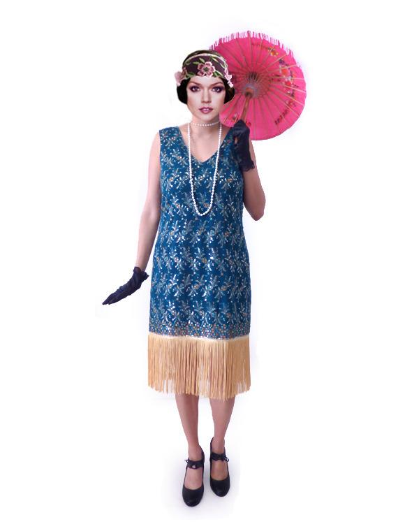 94f3a37d630 Comment créer un costume de soirée 1920 (Boutiques)