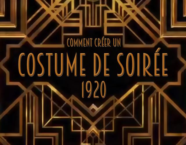 Vous êtes invité à une soirée années 1920 et vous n'y connaissez rien? Cet article va vous aider à trouver une tenue pour homme et femme et à vous éclairer un peu plus sur cette époque.