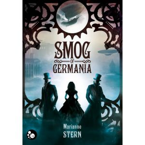 smog of germania, Marianne Stern, éditions du chat noir
