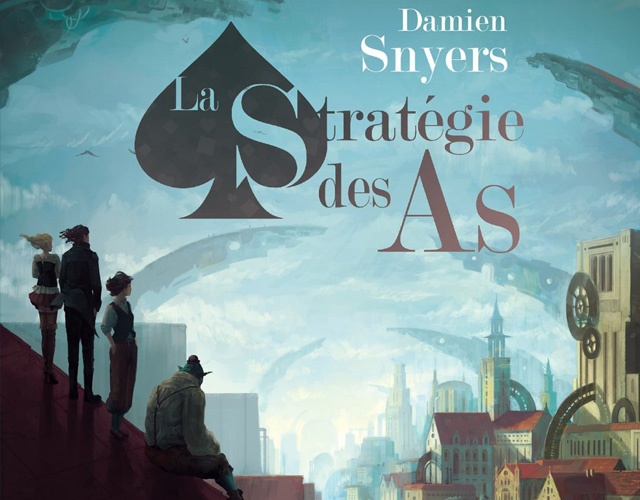 La stratégie des As, Damien Snyers