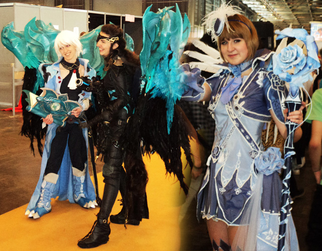 Toujours du cosplay